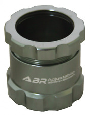 "ABR Float 1"" 1/8"" Fully Adjustable Headset Spacer 35mm to 50mm XTR Grey Alloy"