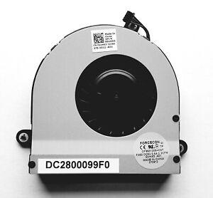 DELL ALIENWARE M17X R3 R4 DC2800099F0 GVHX3 0GVHX3 NEW CPU Fan for