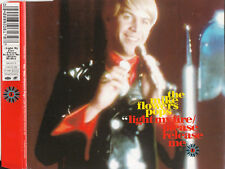 THE MIKE FLOWERS POPS Light My Fire / Please Release Me CD single