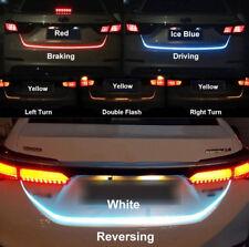 Flowing Car LED Run Tail Brake Reverse Turning Signal Light Strip Bar Trunk Lamp