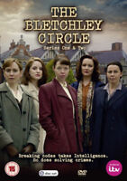 The Bletchley Circle Serie 1 A 2 Collezione Completa DVD Nuovo DVD (AV3138)