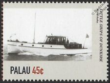 MINNEHAHA (Thamesa) Motor Yacht Boat WWII Little Ships of Dunkirk Stamp