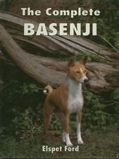 Elspet Ford / The Complete Basenji 1993 First edition