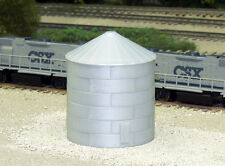 N-Scale   # 628-0703  RIX Products  30 foot Tall Grain Bin    New in Package Kit