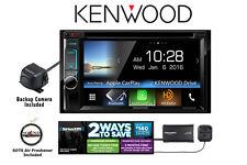 Kenwood DDX6903S DVD Receiver SiriusXM Satellite Radio & Kenwood Backup Camera