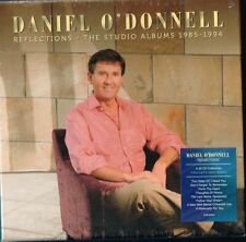 """DANIEL O'DONNELL New 10 CD set """"REFLECTIONS - THE STUDIO ALBUMS 1985 - 1994 """""""