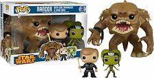 "Rancor 6"" with Luke &  Slave Oola Star Wars Pop! Vinyl Figure 3 Pack"