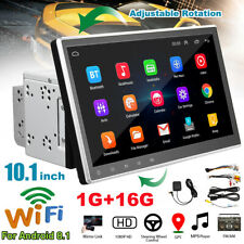 New listing Android 8.1 Gps Navigation WiFi 10.1'' 2Din Quad Core Stereo Mp5 Player Fm Radio