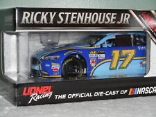 Ricky Stenhouse Jr #17 Fifth Third Bank 2017 Fusion Flashcoat Color 1:24   32/36