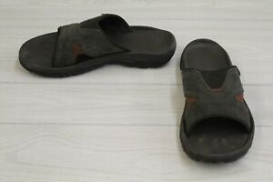 Teva Katavi 1019195 Slide Sandal, Men's Size 9M, Gray