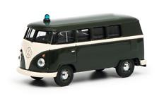 """VW t1 furgoneta """"policía""""/Art 452015400, Schuco auto modelo 1:64"""