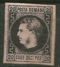 RUMANIA Scott # 32a MH Gem 1866-67