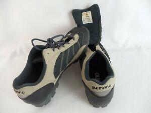 Shimano SH M020 mountain bike shoes size 41 7.5 26 clip on