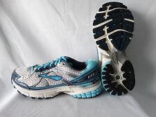 1b010e2811 Brooks Adrenaline GTS 13 Damen Laufschuhe weiß-hellblau EU 36,5 US 6 Wide