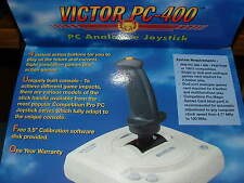 Cheetah Victor PC-400 analogue joystick competition professional analogue port