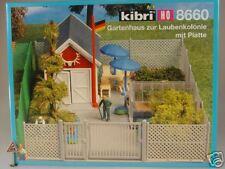 Gartenhaus f.Laubenkolonie - Kibri HO - 8660 #E