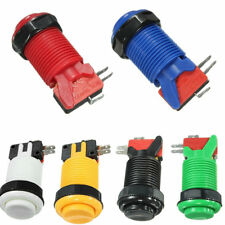 Long Length Arcade Game HAPP Style Push Button for Mame and Jamma 6 Colors