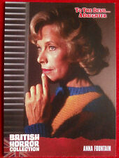BRITISH HORROR COLLECTION - To The Devil... A Daughter - ANNA FOUNTAIN, Card #53