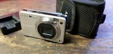 Sony Cyber-shot DSC-W150 8.1MP Digital Camera - Silver
