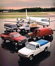 1994 Dodge PICKUP TRUCK / VAN Brochure: 1500,2500,CHASSIS Cab,RAM,DAKOTA,4x4,4WD