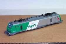 MEHANO HO. CAISSE COMPLETE  ALSTOM BB 437001 FRET SNCF DEPOT DE THIONVILLE