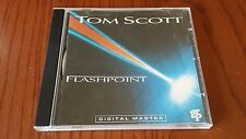 TOM SCOTT - FLASHPOINT - CD