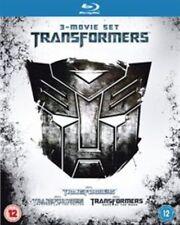 Transformers/Revenge Of The Fallen/Transformers - Dark Of The moon.blu Ray.