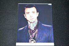 Marc Almond signed autógrafo 20x25 cm en persona Soft Cell
