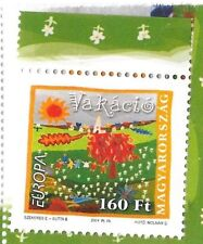 HUNGARY Sc 3891 NH issue of 2004 - EUROPA CEPT