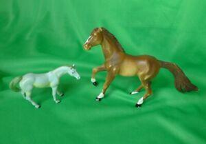 Vintage China HORSE figure figurines TOYS