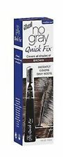 No Gray Quick Fix Instant Touch-Up for Gray Roots, Brown 0.5 oz