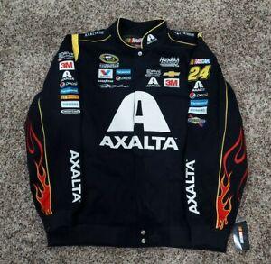 FACTORY SEALED ~ JH Jeff Gordon Axalta NASCAR Jacket Coat Adult XXXL  New w Tags