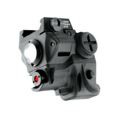NEBO iProtec Q-Series SC60-R Pistol Light and Red Laser - Black - New