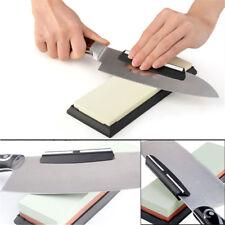 Unique Knife Sharpener Best Angle Guide Black For Stone Grinder Tool Useful