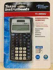Texas Instruments - TI-30XIIS Scientific Calculator Ti-30X IIS