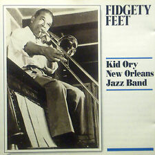 CD KID ORY NEW ORLEANS JAZZ BAND - fidgety feet