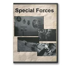 Special Forces: Henry Fonda Narrated Fort Bragg Big Picture Documentary DVD C837