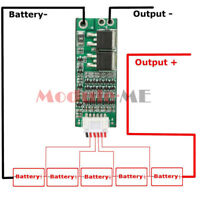 15A 5S Li-ion Lithium Battery BMS 18650 Charger Protection Board 18V 21V Cell