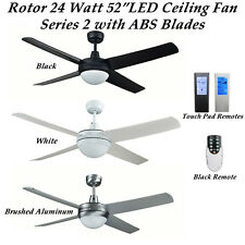 Rotor 52 inch 4 Blade LED Ceiling Fan with ABS Blades