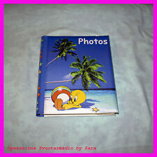 ALBUM PHOTO FOTO FOTOGRAFICI 10x15 13x18 LOONEY TUNES PORTAFOTO