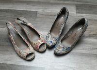 Schuhe Tamaris Pumps Keilabsatz Größe 37