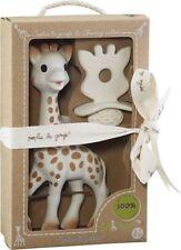 Vulli 616624 Sophie La Girafe 1 Schnuller/zahnungshilfe So'pure beige