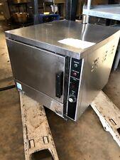 Hobart HPX3 Steamer Counter Top Holding Cabinet