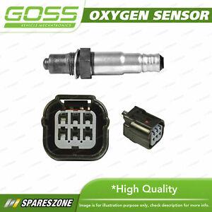 Goss Oxygen Sensor for Honda CRV RE4 K24Z1 2.4L 4Cyl DOHC MPFI 02/2007-12/2007