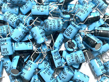 4.7uF 50V Radial Electrolytic Capacitors Marcon (Lot of 1,000)
