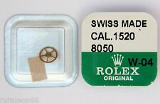 ROLEX original NOS part number 8050 for cal.1520 Seconds wheel. Swiss made
