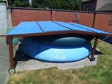 Intex Easy Pool Quick-Up Schwimmbecken 305x76cm - Sandfilteranlage + Zubehör