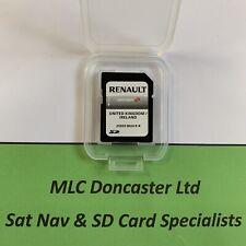 Genuine Renault TomTom Satellite Navigation SAT NAV SD Card 25920 9024 R