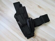 AWS 45 ACP Nylon Drop Leg Holster, Delta,SF, REPRODUCTION, LBT, AWS,ABA,EAGLE
