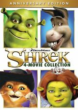 Shrek 4-Movie Collection Anniversary Edition Mike Myers [DVD] NEW